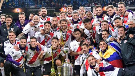 Este jugador de River Plate fue elegido como el mejor de la final de la Copa Libertadores