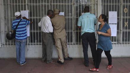 Las fotos de la desolación en la elección de concejales en Venezuela