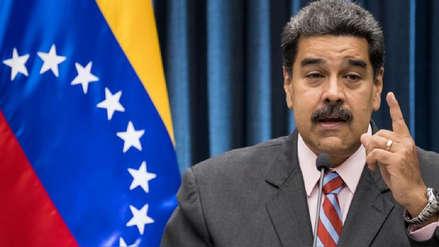 Maduro denuncia que EE.UU. dirige