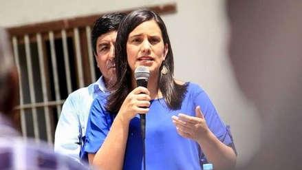 """Verónika Mendoza sobre el referéndum: """"En democracia el que manda es el pueblo soberano"""""""