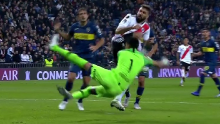 River Plate vs. Boca Juniors EN VIVO: el polémico penal no cobrado a Lucas Pratto | VIDEO