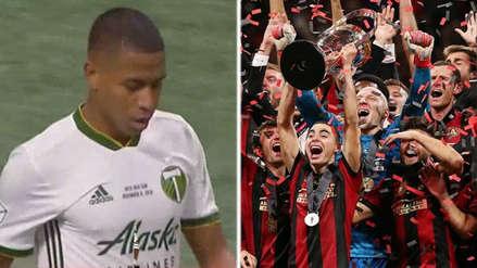 Portland Timbers de Andy Polo perdió la final de la MLS ante un club de cuatro años de existencia