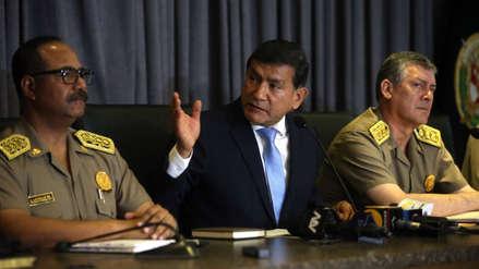 Fuerza Popular y el Apra presentarán moción para interpelar al ministro del Interior