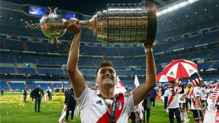 River Plate vs. Boca Juniors: esto dijo Juan Fernando Quintero tras anotar en la final de la Copa Libertadores