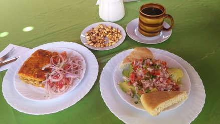 El desayuno moqueguano: El banquete que Martín Vizcarra disfrutó tras emitir su voto en el referéndum