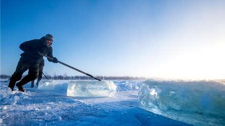 Fotos | Siberia, la región más grande de Rusia y la más fría del planeta