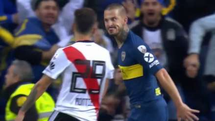 River vs. Boca EN VIVO: la polémica celebración de Darío Benedetto