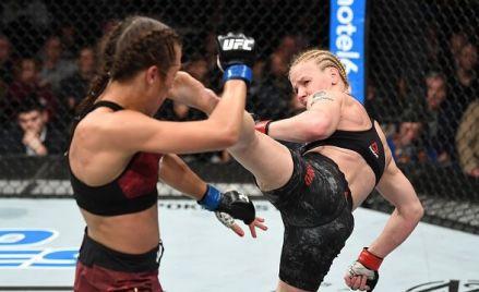 UFC 231: Valentina Shevchenko y sus mejores movimientos para lograr el título de peso mosca