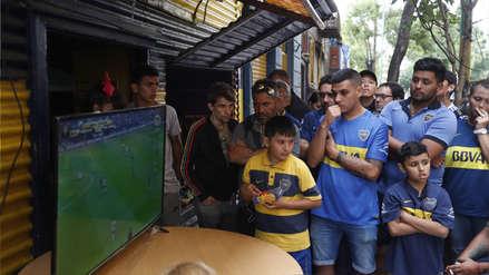 Fotos | Así se vivió en Argentina la final de la Copa Libertadores