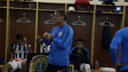 Alianza Lima | El mensaje de Pablo Bengoechea pensando en la final del Torneo Descentralizado