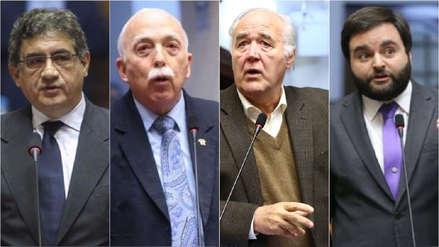 Las reacciones en el Congreso tras la moción de interpelación al ministro Carlos Morán