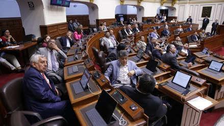 Columna | Los resultados del referéndum confirman la generalizada desaprobación de los congresistas