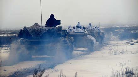 Ucrania pone fin al tratado de amistad con Rusia en medio de tensiones tras incidente naval