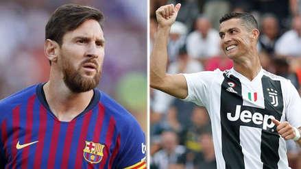 Cristiano Ronaldo mandó un desafiante mensaje a Lionel Messi para que deje Barcelona