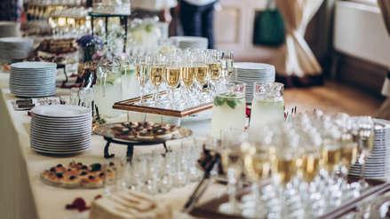 Los dueños de una empresa de 'catering' fingieron su muerte para no servir la cena de una boda