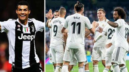 El jugador del Real Madrid que Cristiano Ronaldo quisiera en la Juventus