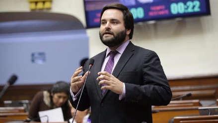 Alberto de Belaúnde propone eliminar la inmunidad parlamentaria: