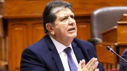 Alan García pone en duda el motivo de la renuncia del ministro de Trabajo