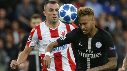De la mano de Neymar y Mbappé: PSG ganó 4-1 a Estrella Roja y clasificó a los octavos de final de la Champions League