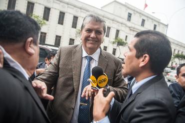 Secretario de Alan García sobre presunto informante en Fiscalía: