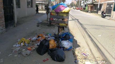 Salud pública en riesgo por basurales en Trujillo [VIDEO]