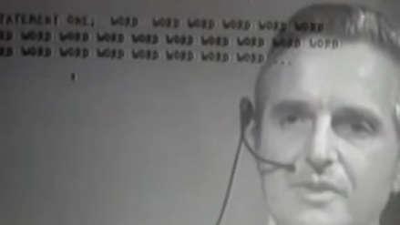 """""""La Madre de Todas las Demos"""": Un visionario presentó el mouse y la interfaz gráfica hace 50 años"""