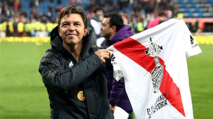 Marcelo Gallardo avisa al Real Madrid: