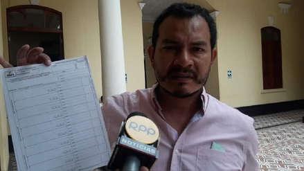Chiclayo: recolectan firmas para reducir el mandato de los congresistas