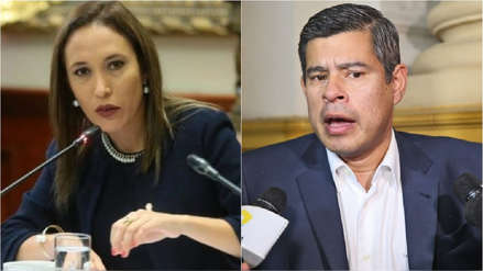 Noceda afirma que testimonio de Luis Galarreta puede sustentar su denuncia contra Luis López