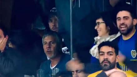 La sorpresiva reacción de Lionel Messi tras el gol de Boca Juniors ante River Plate