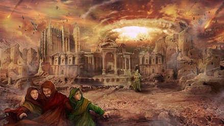 """La teoría de los científicos sobre cómo fue """"borrada del mapa"""" Sodoma, la ciudad castigada por Dios en la Biblia"""