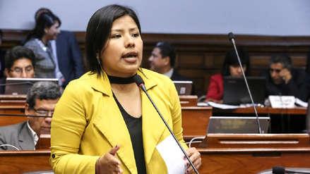 Indira Huilca: Pedro Chávarry debe irse de la Fiscalía antes de que se conforme la Junta Nacional de Justicia