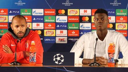 Viral: Thierry Henry da lección de educación a su jugador solo con una mirada