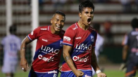 Carlos A. Mannucci venció 2-1 a Santos FC por la primera fecha del cuadrangular de ascenso