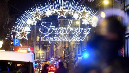 Francia | Se cancela mercado de Navidad en Estrasburgo y sus espectáculos por tiroteo