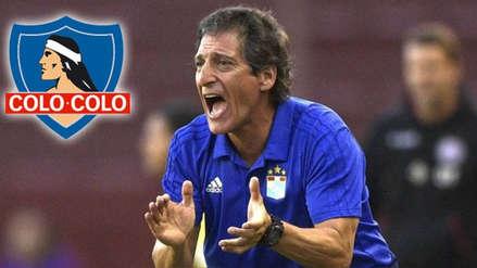 Sporting Cristal: Mario Salas, la principal opción para dirigir al Colo Colo
