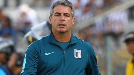 Alianza vs. Cristal | Bengoechea se pronunció sobre lesión de Mauricio Affonso