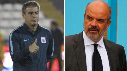 Alianza Lima vs. Sporting Cristal: la contundente respuesta de Pablo Bengoechea a Federico Cúneo