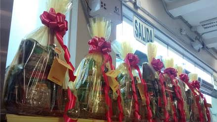 Empresas deben sustentar ante Sunat entrega de canastas por Navidad