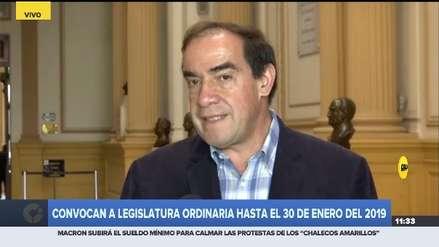 Yonhy Lescano anuncia que buscará postular a la Presidencia con Acción Popular