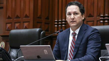 Daniel Salaverry anunció la ampliación de la legislatura para la implementación de la Junta Nacional de Justicia