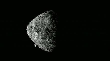 Fotos | Nave de la NASA descubre agua en el asteroide Bennu
