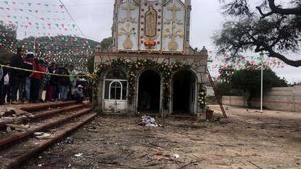 Mexico | Ocho muertos y 50 heridos tras explosión pirotécnica en iglesia