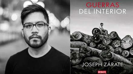 Obra del peruano Joseph Zárate entre los mejores libros de no ficción del 2018 según The New York Times
