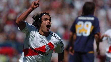 Radamel Falcao podría ser el refuerzo de lujo para River Plate en el 2019