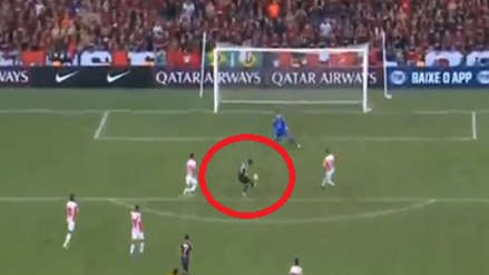 Atlético Paranaense vs. Junior: Pablo abrió el marcador tras gran jugada colectiva