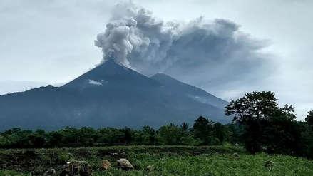 Casi 200 muertos por la erupción del volcán de Fuego en Guatemala