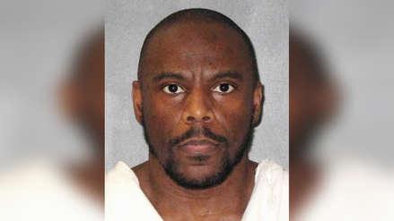 Texas ejecutó a un preso que asesinó a un hombre y violó a su esposa