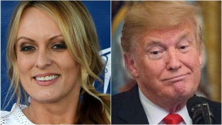 Juez ordena a la actriz Stormy Daniels pagar casi US$ 300,000 a Donald Trump