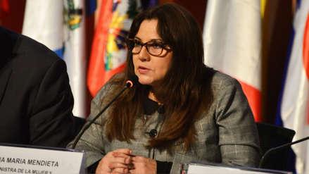 Ministra de la Mujer pide investigar a Elmer Cáceres por denuncias de violación sexual